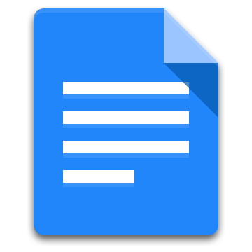 Formatting code in Google Docs