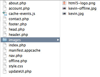 App File Structure