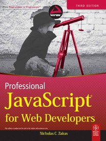 Professional JavaScript for Web Developers 2nd Edition Cover