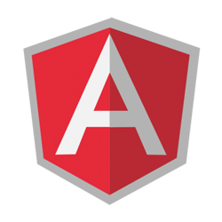 Angular logo -routing